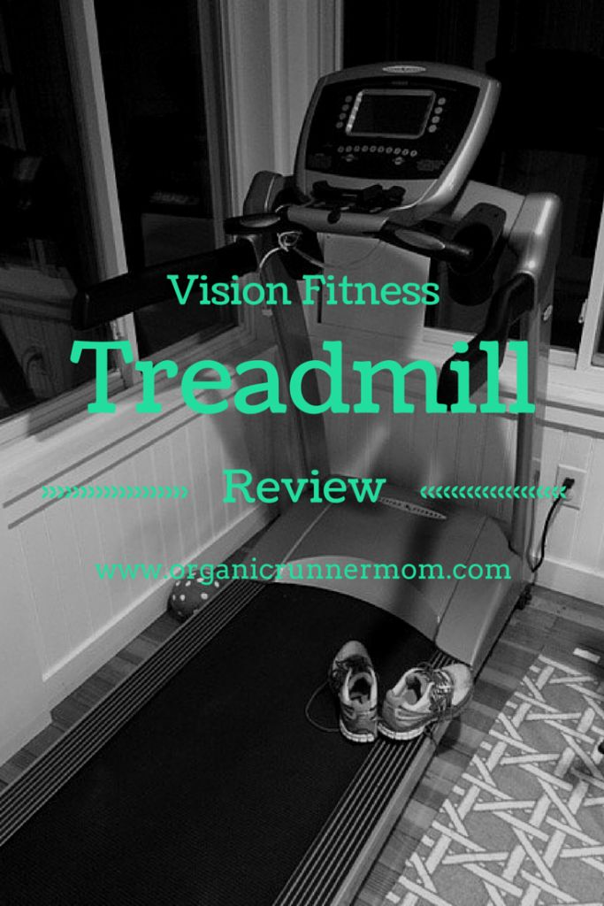 Vision Fitness Treadmill Review. Exercise equipment to improve your running and your health. A necessary piece of workout equipment for all runners.