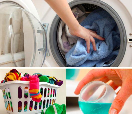 6 astuces immanquables pour vos vêtements, lessives et machine à laver noté 5 - 1 vote Nous avons répertorié 6 astuces immanquables pour entretenir votre linge, votre machine à laver et pour vous aider lors de vos lessives. C'est parti! 1/Entretenir un vêtement: versez 1 tasse d'eau froide et 1 tasse de sel dans une...