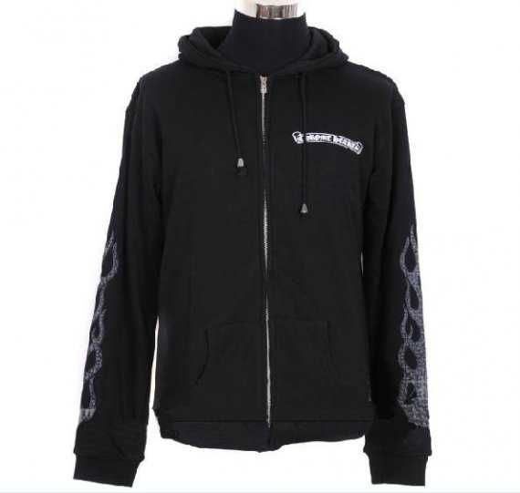 Blue Fire shape print on both sleeves. Little cross back. Black chrome hearts hoodie for the coming 2013 Autumn, winter. Chrome Hearts Small Stripe Black Hoodie 2013 Winter. http://www.chromeheartsstorevip.com/chrome-hearts-small-stripe-black-hoodie-2013-winter-discount-sale-shop-p-424.html#