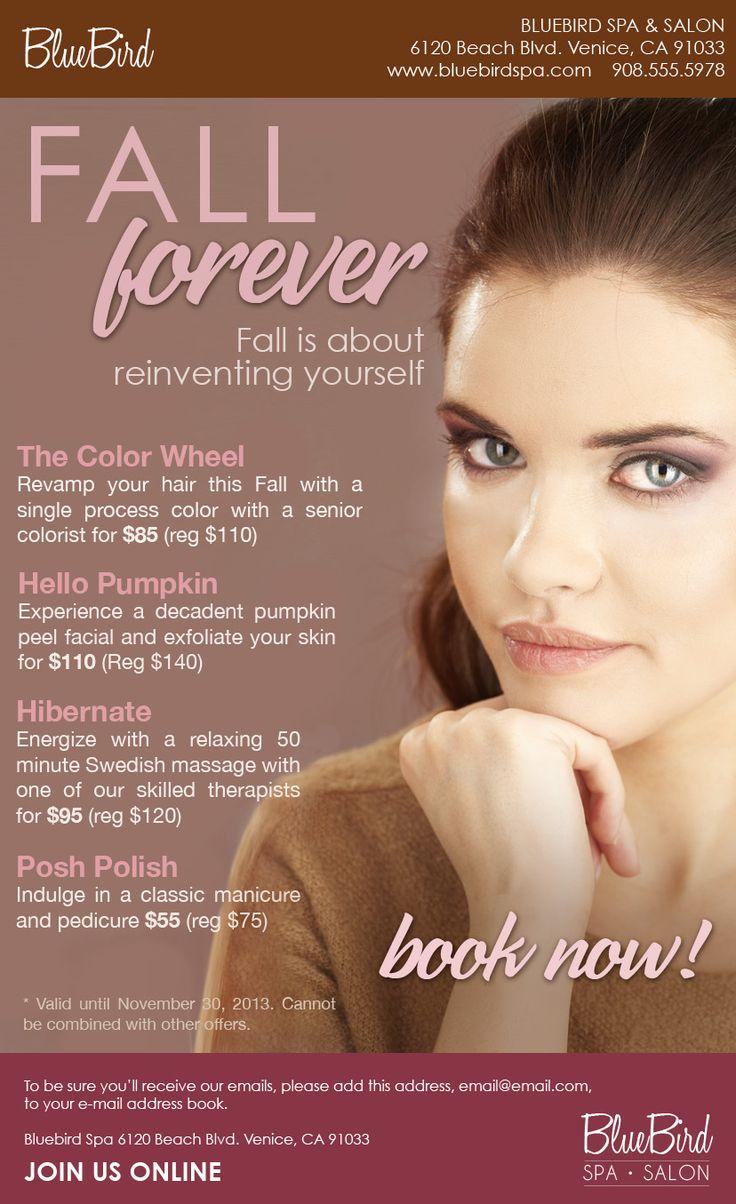 25+ beautiful Salon promotion ideas marketing ideas on ...