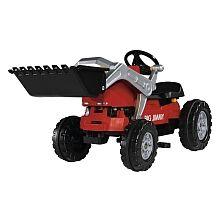 BIG - Traktor Jimmy Loader, rot