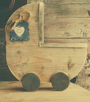 geboortebord steigerhout - Google zoeken