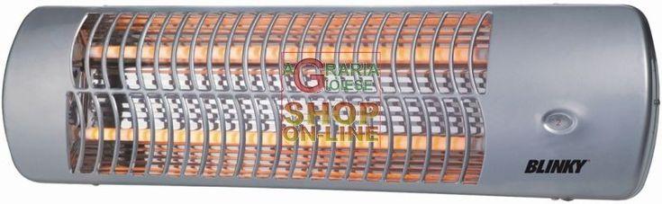 BLINKY STUFA AL QUARZO BK-SQ1200 PER ESTERNI WATT 600 x 2 http://www.decariashop.it/stufe/2263-blinky-stufa-al-quarzo-bk-sq1200-per-esterni-watt-600-x-2.html