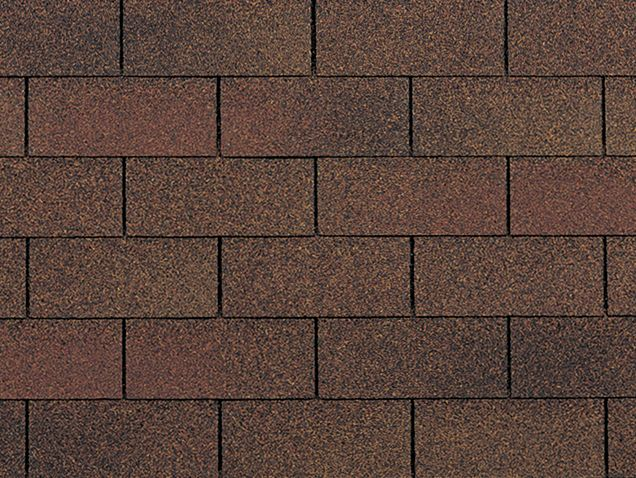 Best Autumn Brown Architectural Shingles Shingling Roofing 400 x 300