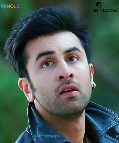 cute picture of Ranbir Kapoor YJHD 2013