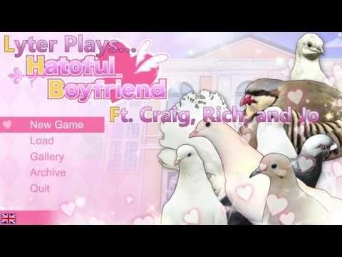 WTF is this? Pigeon Dating Sim |Hatoful Boyfriend|