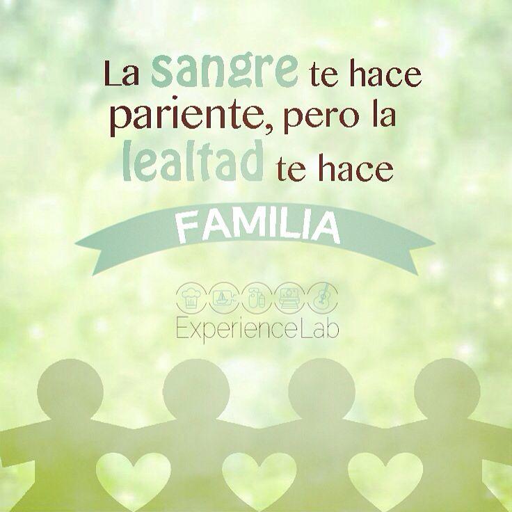 Hoy todos somos familia. #todoesposible con amor!