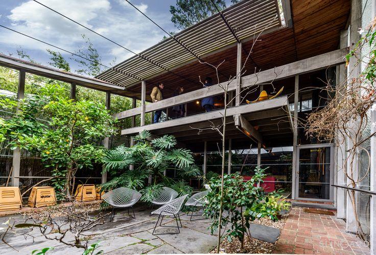 Boyd House II – 290 Walsh St, South Yarra – Designed by Australian Architect Robin Boyd 1958 | SLINGARD STUDIOS