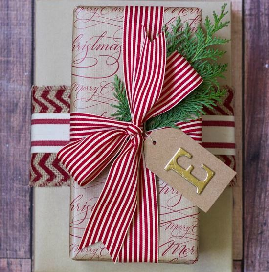 Easy and fast Christmas Gift Wrapping Ideas | all use basic supplies | amazing inspiration!