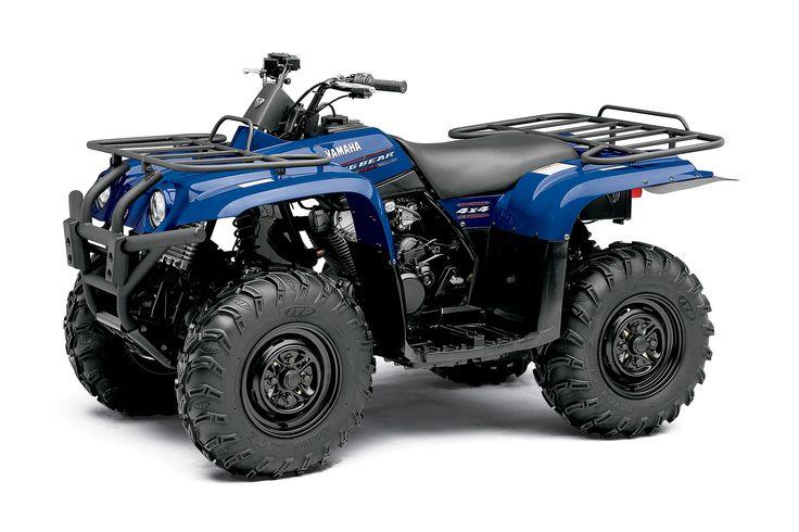 Yamaha Big Bear 400