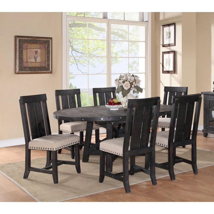 Oval Kitchen Table Set best 25+ oval dining tables ideas on pinterest | oval kitchen
