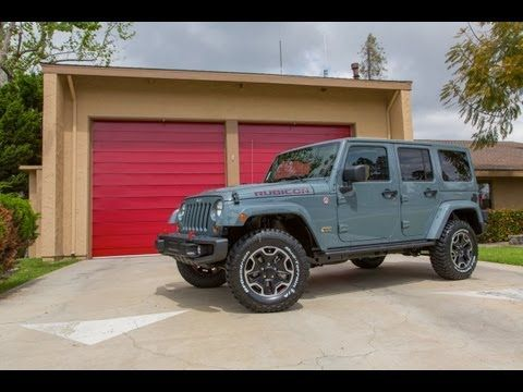 REVIEW: 10th Anniversary Jeep Rubicon- BEST Jeep And Off-Road Vehicle EVER? - YouTube