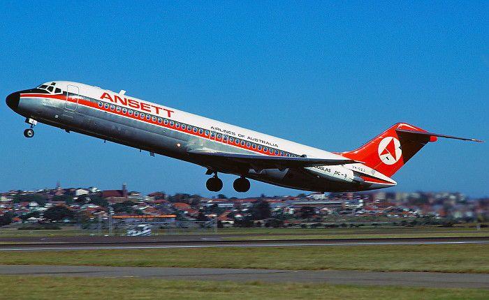 Ansett Airlines Of Australia McDonnell Douglas DC-9-30 (VH-CZJ)