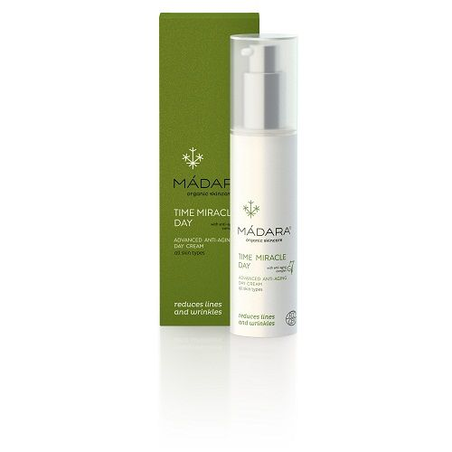 Madara – Time Miracle – Crema de zi antirid (50ml)