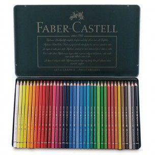 Faber Castell Kleurpotloden Polychromos ( 36 st.)