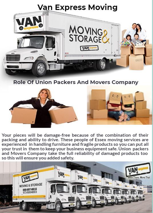 These People Of Essex Moving Services Are Experienced In Handling Furniture  And Fragile Products So You ...