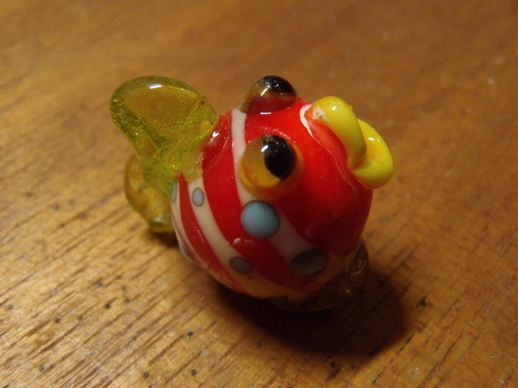 not quite nemo….. | the random bead | cathy harvey