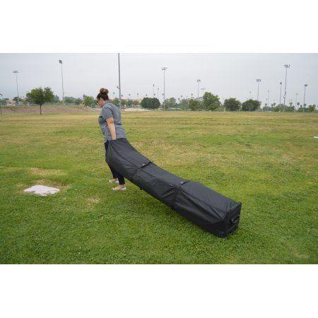 Carport Canopy Roller Bag, Storage Bag, Black