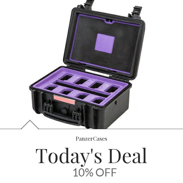 Today Only! 10% OFF this product.  Follow us on Pinterest to be the first to see our exciting Daily Deals. Today's Product: Sale -  Aurora-BT: DJI Inspire Battery Case Buy now: http://www.panzercases.co.uk/products/aurora-bt-dji-inspire-battery-case?utm_source=Pinterest&utm_medium=Orangetwig_Marketing&utm_campaign=Daily%20Deals%20-%20Test%20Campaign #musthave #loveit #instacool #shop #shopping #onlineshopping #instashop #instagood #instafollow #photooftheday #picoftheday #love #OTstores…