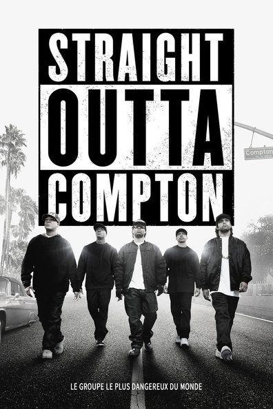 NWA : Straight Outta Compton (2015) Regarder NWA : Straight Outta Compton (2015) en ligne VF et VOSTFR. Synopsis: En 1987, cinq jeunes hommes exprimaient leur frustration et leur colèr...