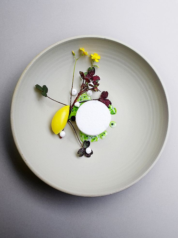 © Signe Birck. Dish by chef Ronny Emborg in The Wizard's Cookbook. Exclusive interview with the photographer here: theartofplating.c...