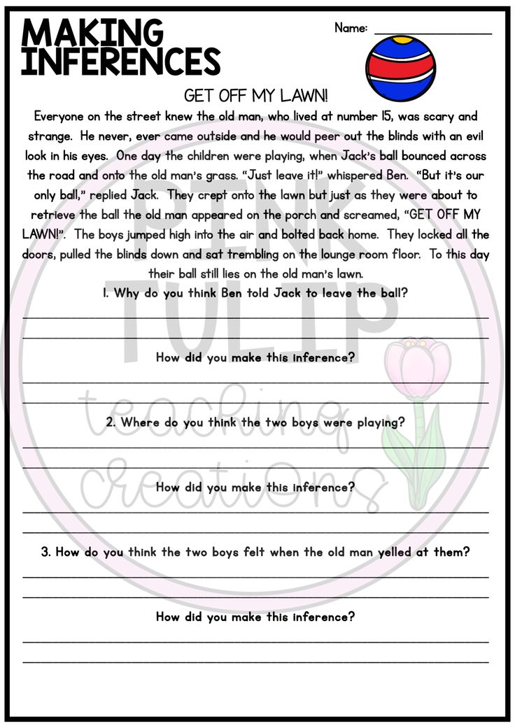 Making Inferences And Drawing Conclusions Reading Worksheet Pack In 2021 Reading Worksheets Subtraction Word Problems Reading Comprehension Resources Inference worksheets kindergarten pdf