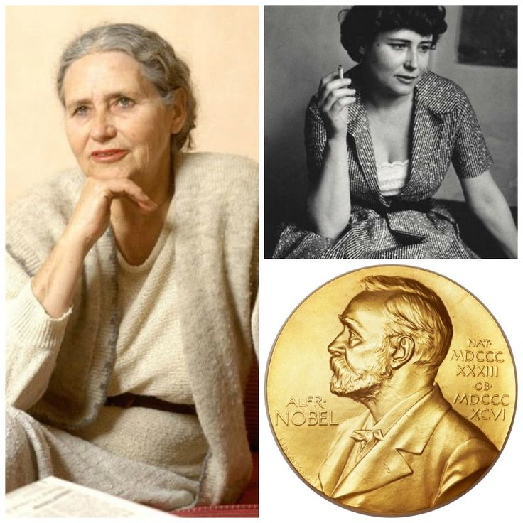 doris lessings a woman on the Wired members of the literary world knew about doris lessing's nobel  seeking  to understand how women resolve the tensions between their.