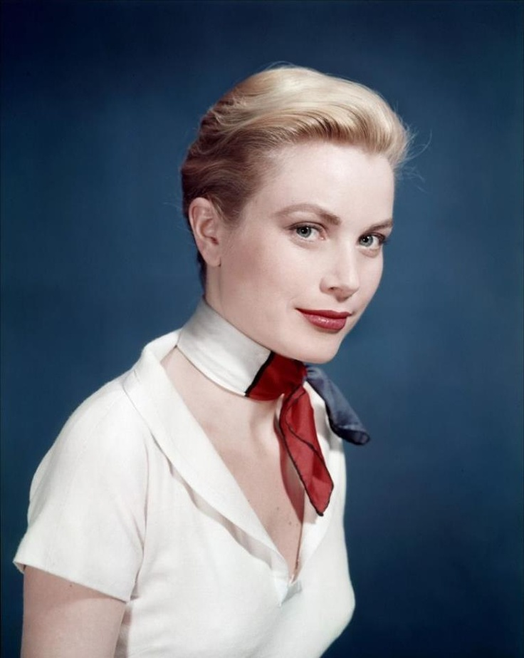 Grace Kelly during the 50's
