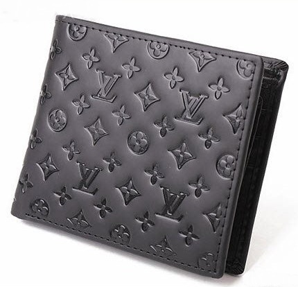 men should have good leather wallets. they don't have to be LV, but they should be a really good quality leather.