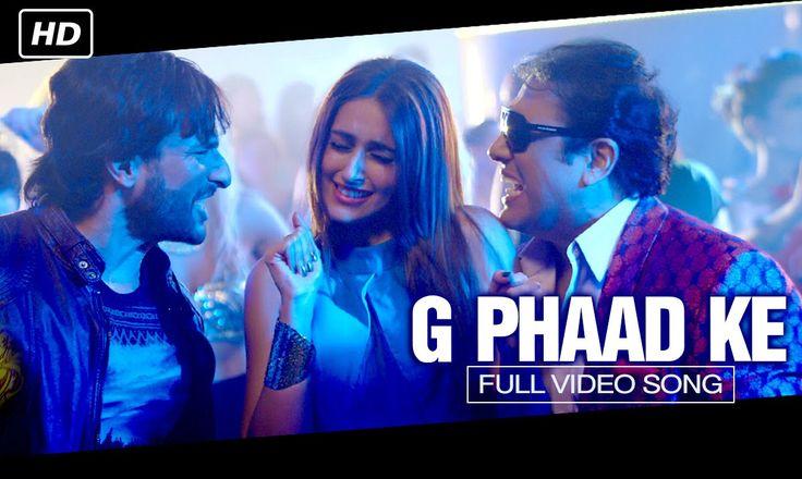 cool G Phaad Ke (Full Video Song)   Happy Ending   Saif Ali Khan & Ileana D'Cruz