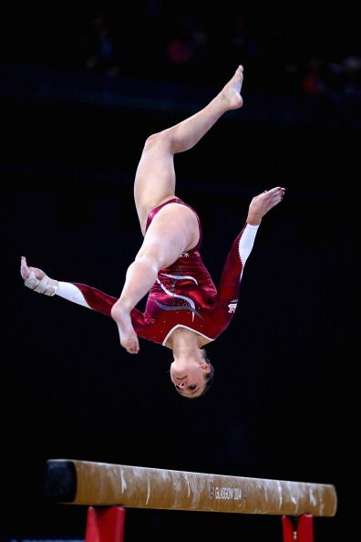 Claudia Fragapane - gymnast