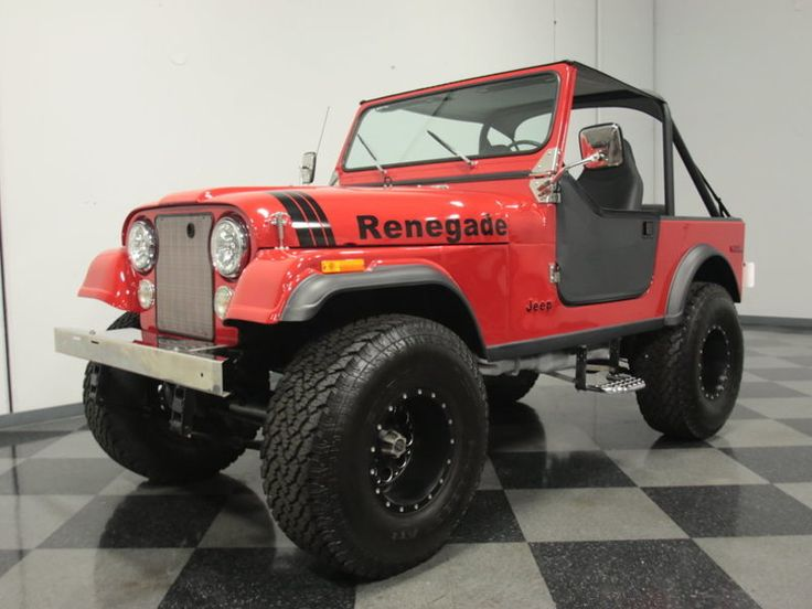 1976 Jeep CJ7 for sale - Lithia Springs, GA | OldCarOnline.com Classifieds