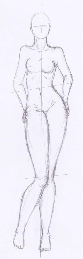 #mannequin femme appuis jambe droite - labo-d.com - ©Doc.D                                                                                                                                                                                 Plus