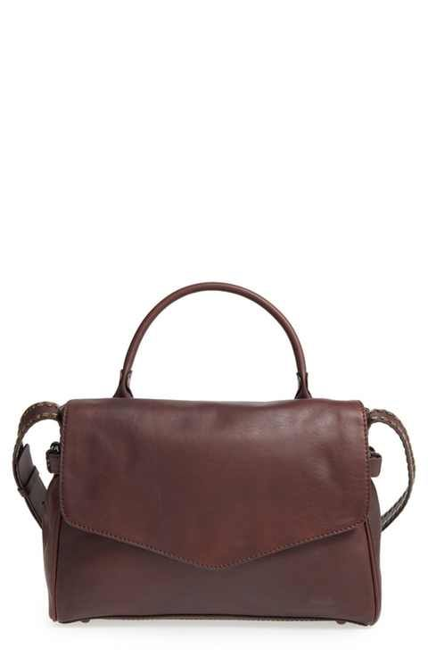 Treasure&Bond Leather Satchel
