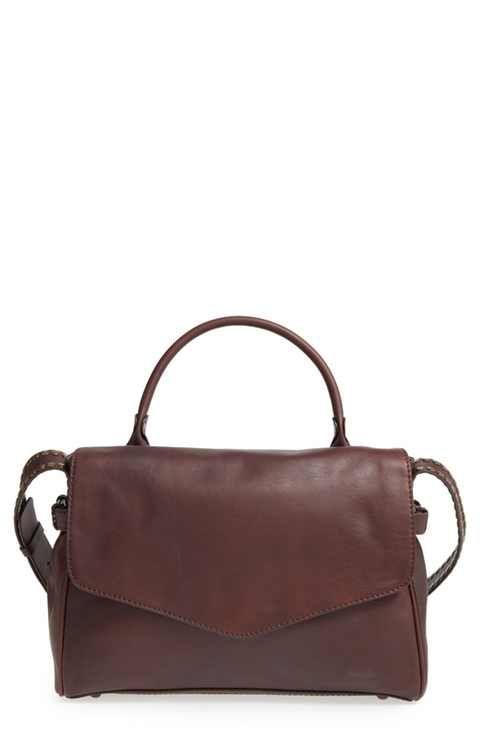 Treasure&Bond Leather Satchel