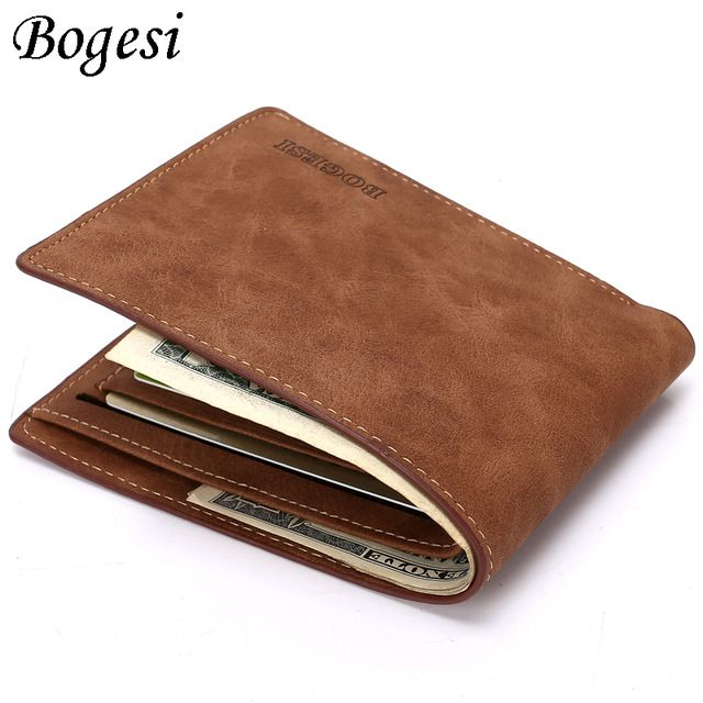 【 $6.90 & Free Shipping 】Wallet Purses Mens Carteira Masculine Billeteras Porte Monnaie Monedero Famous Brand Male Summer Style | worth buying on AliExpress