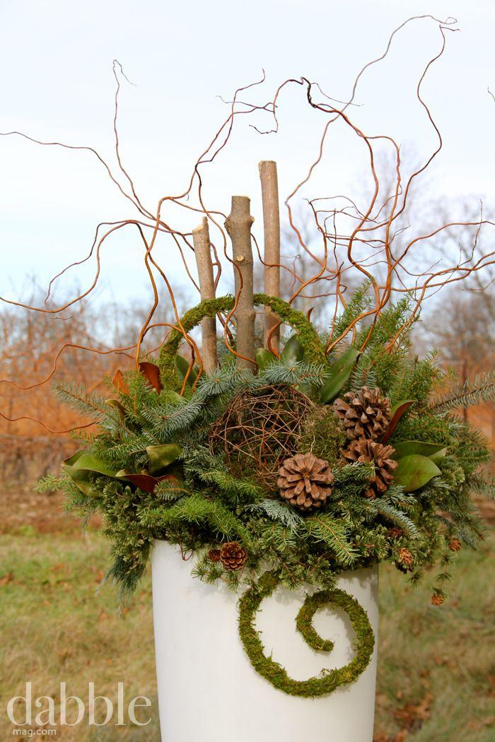 Fall Winter Arrangement