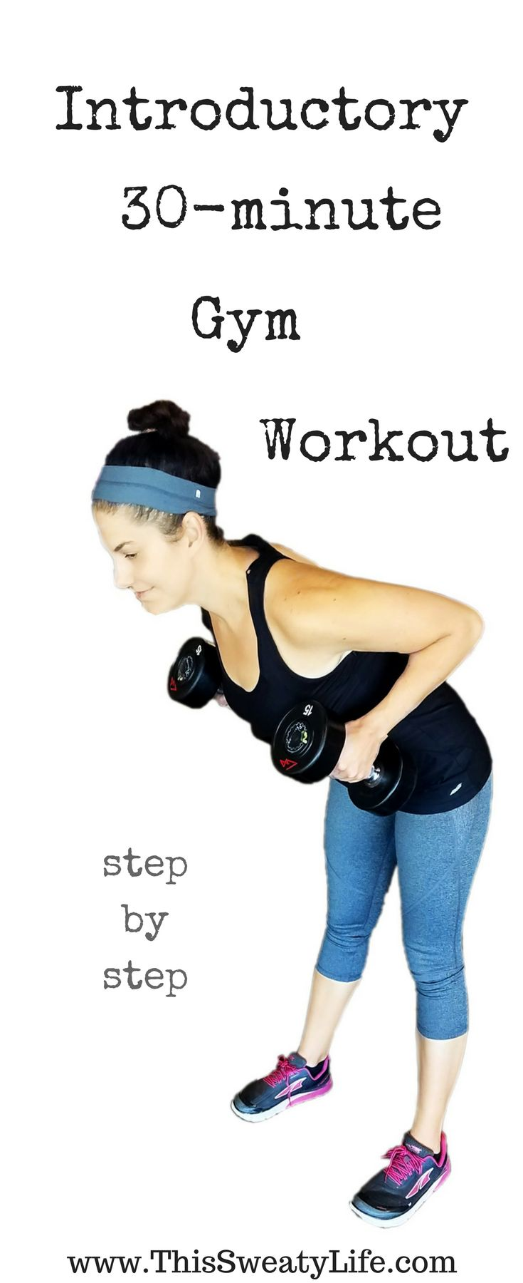 Are you lost at the gym? This workout will help you know how to use the machines and get AMAZING weight loss results