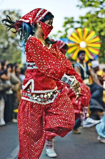 Goa Carnival ~ by Anoop Negi, via Flickr