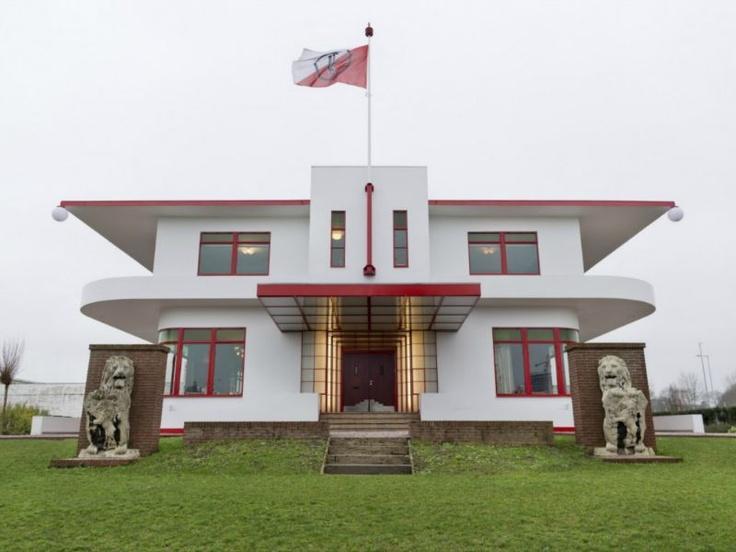 Villa Jongerius - Utrecht