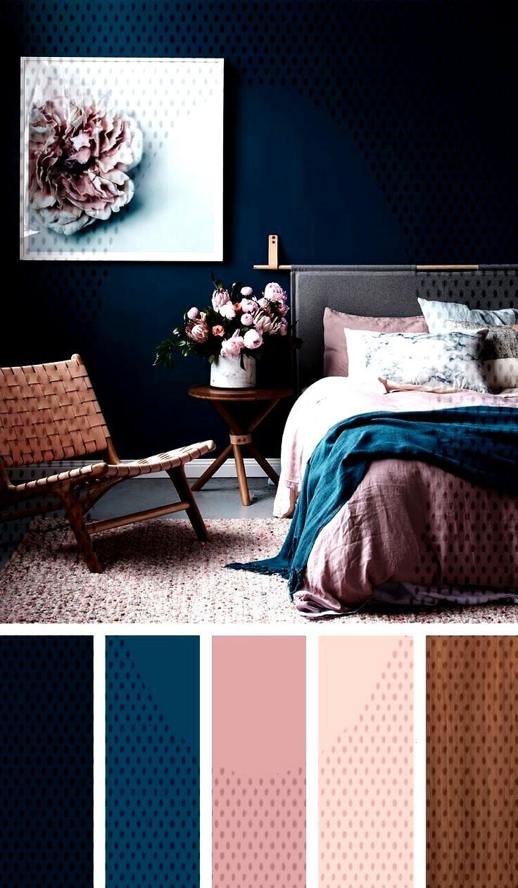Reamenagement Linspiration Combinaisons Donneront Superbes Couleurs Chambres Prochai In 2020 Rose Bedroom Bedroom Color Schemes Woman Bedroom