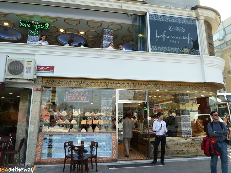 Hafiz Mustafa Turkish delights http://www.lonelyplanet.com/turkey/istanbul/shopping/food-drink/hafiz-mustafa