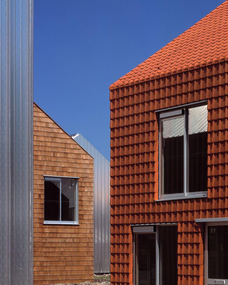 Nick Kane photography #architecture Housing in Ypenburg, Netherlands. Architect- MVRDV.