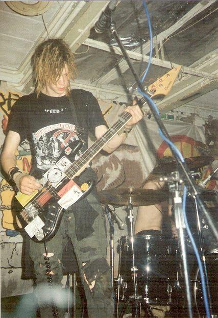Peter Nash Doom/Filthkick/Extreme Noise Terror