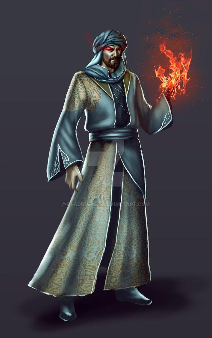 Arabian Wizard