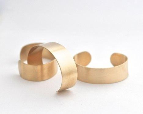 Lost Wax Studio. https://11main.com/lostwaxstudionyc/bracelet-brass-cuffs-3-4/p/1305365