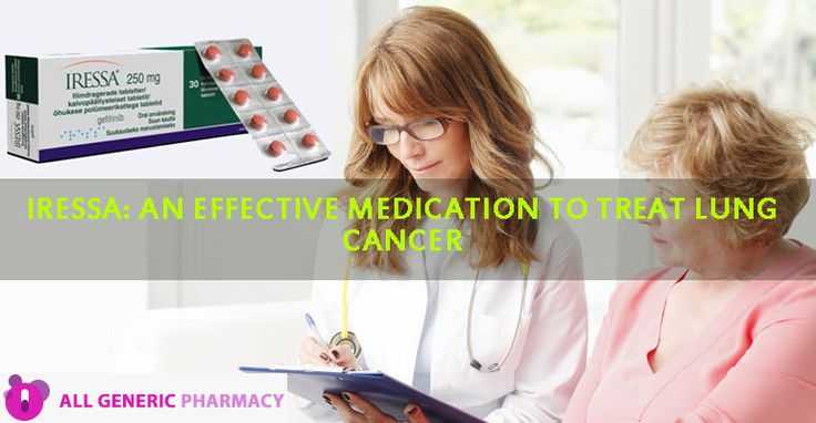 #Iressa is a potential first line medication that is frequently used to treat people with non-small cell #lung #cancer (NSCLC) that has spread to other parts of the body with certain types of tumors.Buy #Iressa250 (#Gefitinib) tablets an #anticancer #medication online from our drug store at a low price and get it delivered at your doorstep.