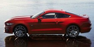 2015 Ford GT500 specs