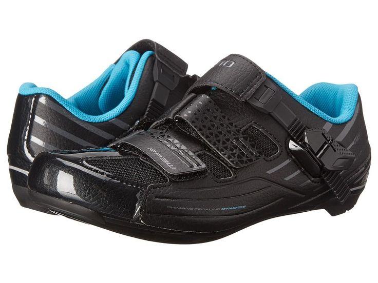 Shimano SH-RP300 Women's Cycling Shoes Black #cyclingoutfit