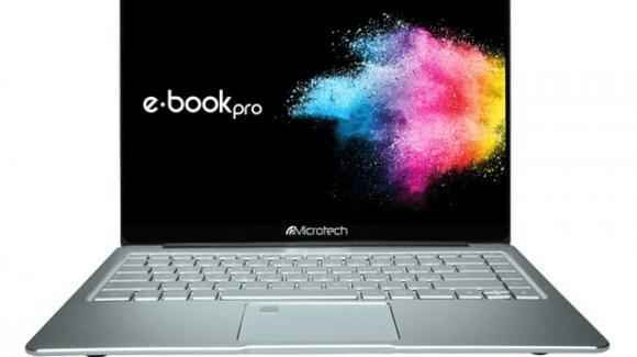 E-book Pro, ecco l'ultrabook italiano di Microtech. Con Linux o Windows el complesso, la realizzazione del Microtech E-Book Pro mi convince: buoni i materiali e l'assemblamento. Passabile il processore previsto al momento, ed ottimo il quantitativo di RAM: tuttavia, per lo storage, 32 GB di eMMC mi sembrano più da netbook (mettere direttamente un SSD da almeno 60 GB no #microtech #ultrabook